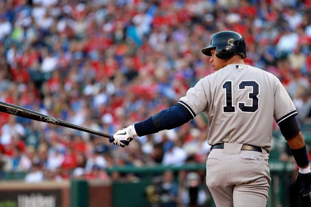Alex Rodriguez: Is His 9-Year Run with the Yankees Complete?
