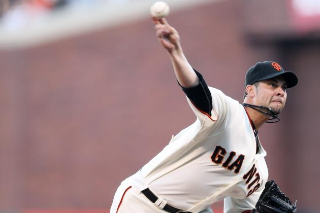 San Francisco Giants NLCS Issues: Ryan Vogelsong's Performance Can't Be Ignored