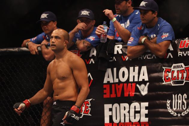 UFC on FOX 5: Will B.J. Penn Regret Coming out of Retirement to Face MacDonald?