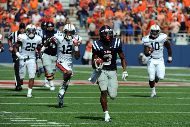 Auburn Football: Auburn's Problems Begin with Mental and Physical Toughness