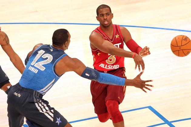 Dwight Howard and Chris Paul Would Be Foolish to Create New Super Team