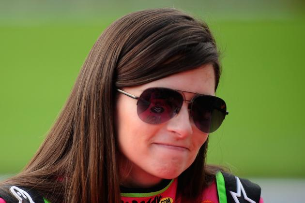 Danica Patrick in Limbo with Go Daddy