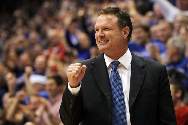 Catching Krzyzewski: Bill Self Has the Best Chance to Become Winningest Coach