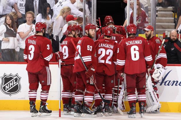 Glendale Faces Timing Issues as Its Tries to Forge New Coyotes Deal with Jamison