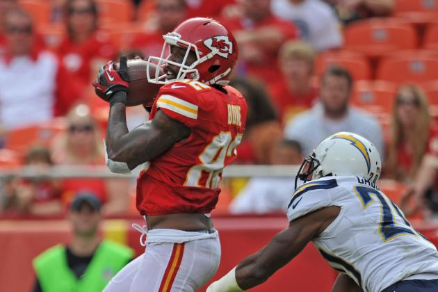 Dwayne Bowe to Buffalo Bills: Why a Trade Would Propel Bills to the Postseason