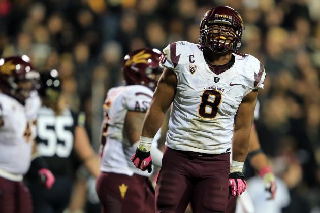 Oregon vs. Arizona State: Why Sun Devils Will Pull off Shocker Against Ducks