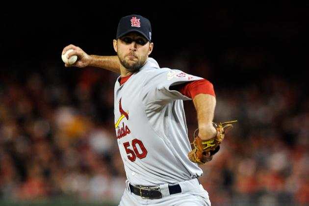 St. Louis Cardinals: Adam Wainwright Pumped for First NLCS Start