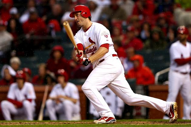 St. Louis Cardinals: Freese Stays Focused Amid Memories of 2011