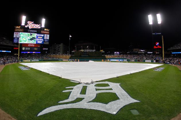 Yankees vs Tigers: Game 4 Postponed Due to Rain, Will Play on Thursday