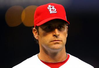 Matheny is managing to win.