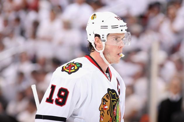 NHL Lockout: Blackhawks Captain Jonathan Toews Responds to NHL's Latest Proposal