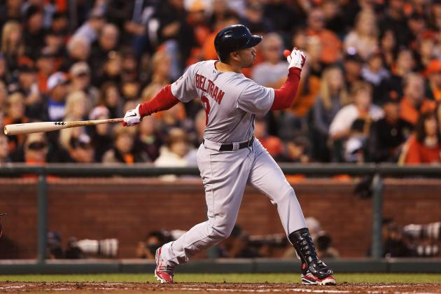 2012 NLCS: How Would Losing Carlos Beltran's Clutch Bat Impact the Cardinals?