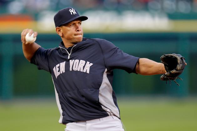 Alex Rodriguez Trade Rumors: Yankees, Marlins Deal Would Be Great Fit for Both