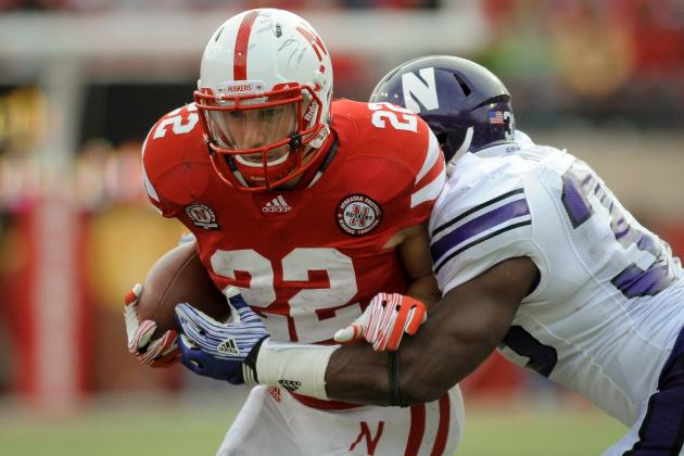 Husker Football 2012: Nebraska Seeks Redemption Against Nortwestern