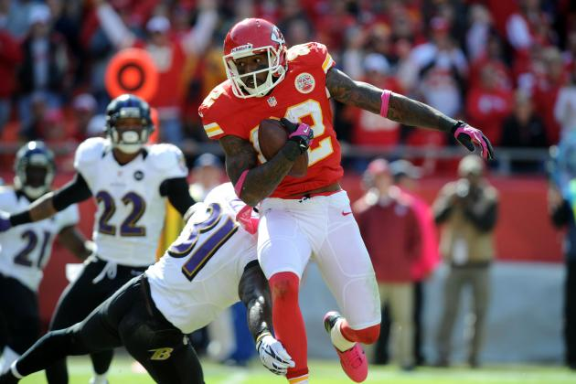 NFL Trade Rumors: Teams That Should Target Chiefs WR Dwayne Bowe
