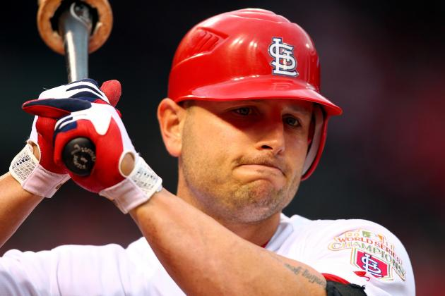 2012 NLCS: Why All the Pressure Is on Matt Holliday If Carlos Beltran Is Out