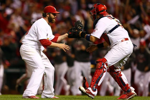 MLB Playoffs: Previewing the Cardinals vs. Giants Game 4