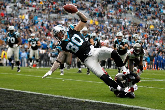 Should Carolina Panthers Have Tried to Re-Sign Jeremy Shockey?