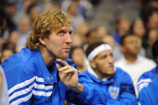 NBA Rumors: Dirk Nowitzki Should Not Wait to Have Surgery on Swollen Knee