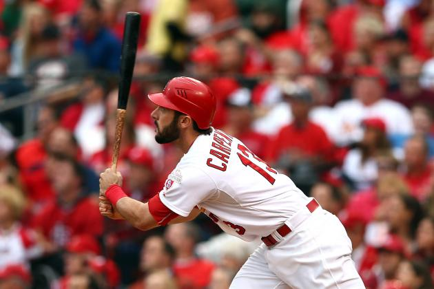 Matt Carpenter's Clutch Home Run Carries Cardinals