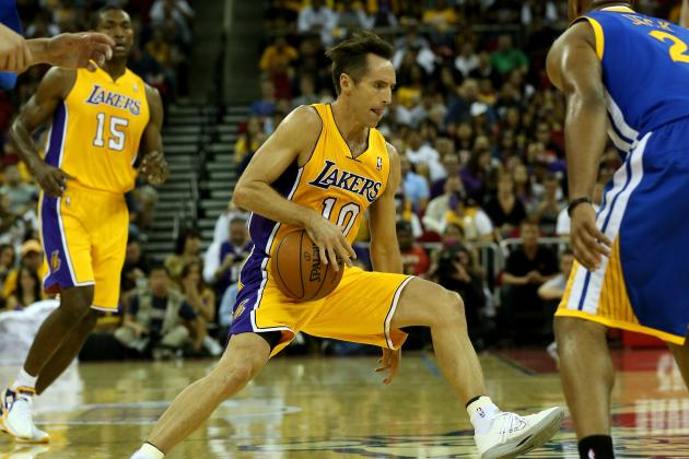 Will Steve Nash and Dwight Howard Reinvent the Art of the Pick-and-Roll?
