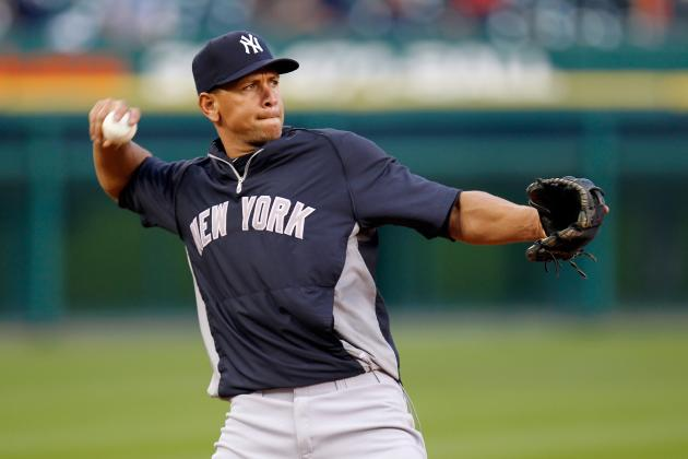 Miami Marlins: Why Would They Want Alex Rodriguez from the Yankees?