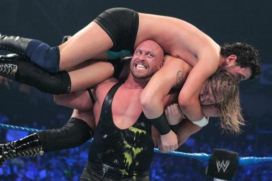 WWE Hell in a Cell 2012: Why Ryback Must Win the WWE Championship from CM Punk