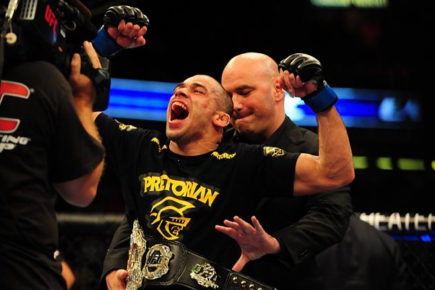 UFC Can't Allow Renan Barao to Hold Bantamweight Division Hostage
