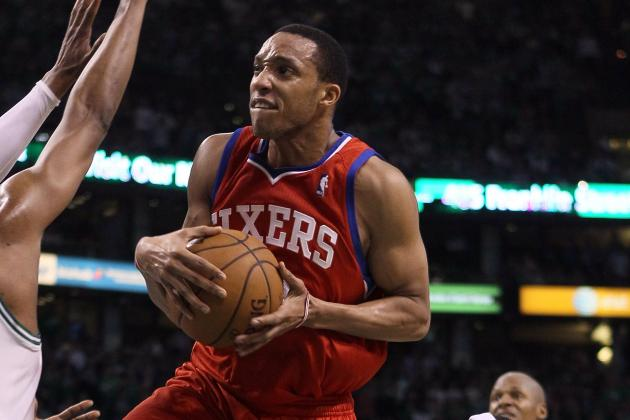 How Philadelphia 76ers Offseason Additions Will Force Evan Turner to Improve