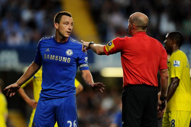 John Terry: Chelsea Star Won't Appeal FA Racism Decision, Will Miss 4 Matches