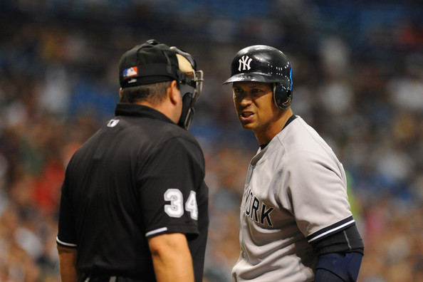 Alex Rodriguez's Hatred Has Reached Barry Bonds Proportions