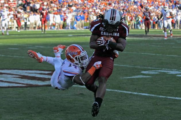 South Carolina Football: 5 Keys to the Game vs. Florida