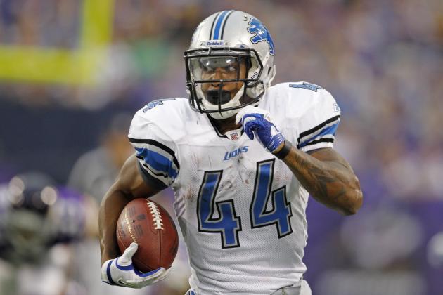 Jahvid Best: Why NFL Should Use Detroit Lions RB as Concussion Benchmark