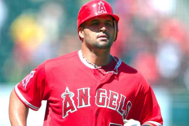 Albert Pujols: Angels Superstar Reportedly Underwent Knee Surgery