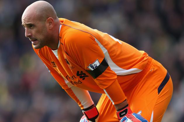 Pepe Reina Injury Update