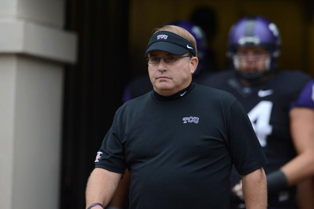 TCU Manages Turmoil on Way to 5-1 Start