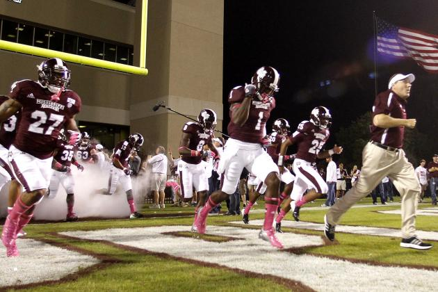 Mississippi State Football: Bulldogs Look to Keep Momentum Against Blue Raiders