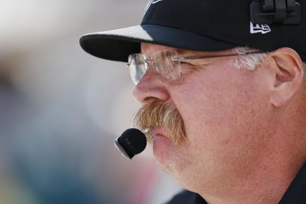 Juan Castillo Is Fired, so What's Next for Andy Reid and the Eagles?