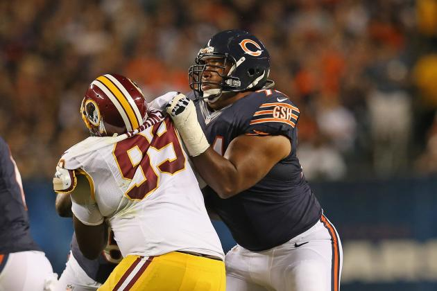 Bears Lineman Chris Williams Just Wasn't Good & More NFC North News