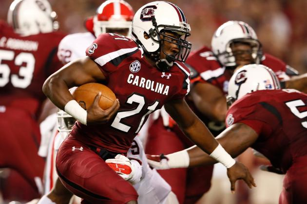 South Carolina vs. Florida: Gamecocks Are Toast If Marcus Lattimore Can't Play