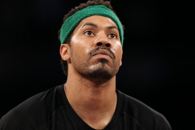 Rasheed's Knicks Contract Not Guaranteed 'til January