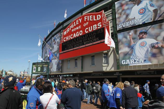Cubs Make Adjustments to Ticket Prices at Wrigley