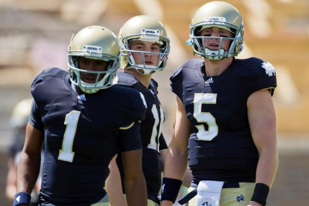 College Football: Is It Wrong to Stockpile QBs?