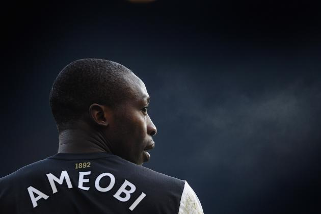 Keshi Names Shola Ameobi as Contender for the Afcon Squad