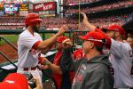 Cardinals Win Rainy Game 3 Over Giants