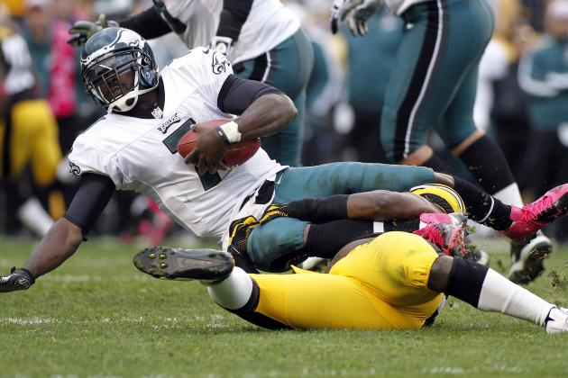 Philadelphia Eagles: Stats That Matter at the Bye Week