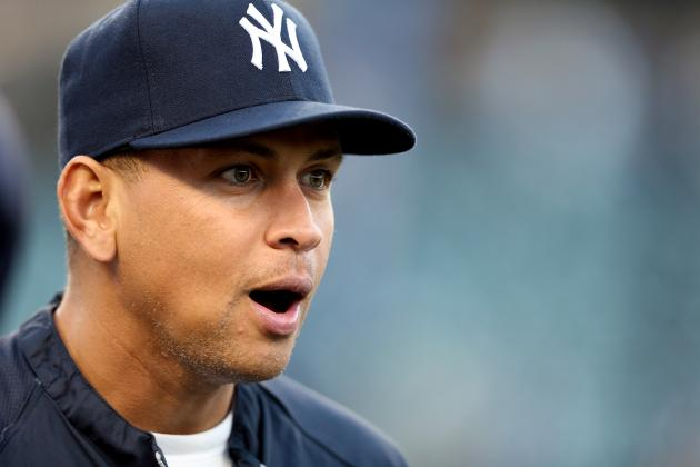 Report: White Sox Among 'Most Likely Choices' for A-Rod