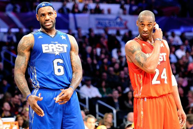 Kobe Bryant: Will We See a LeBron vs. Kobe NBA Finals Matchup in June?