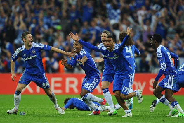 Chelsea FC: Are the Club Realistic Title Contenders for the 2012/13 Season?