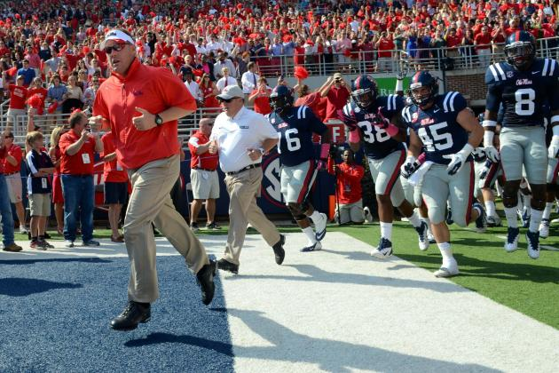 Short Kicks Not Ole Miss' Strategy